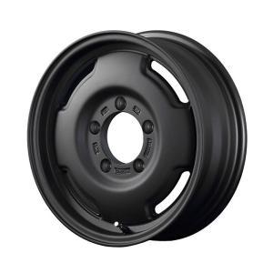 [APIO] アピオ  アルミホイール WILDBOAR SR 16インチ 5.5J 5H PCD139.7 +20 アイアンブラック 1本 ジムニー|auto-craft