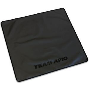 [APIO] アピオ  TEAM APIO コーデュラ ラゲッジマット(荷室マット) ジムニー JB23W / JB33W / JB43W|auto-craft