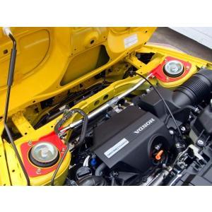 [バックヤードスペシャル] リア ストラットタワーバー【 HONDA S660 [JW5] 】※代引不可 沖縄・離島は送料要確認|auto-craft