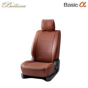 [Bellezza] ベレッツァ ベーシックα シートカバー ハイエースバン TRH200系 / KDH200系 H16/8〜 6人乗 [1列目DX3人乗り / 2列目S-GL(バックル穴タイプ)シート]|auto-craft