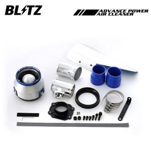 [BLITZ] ブリッツ アドバンスパワー エアクリーナー ロードスター ND5RC 15/05〜 P5-VPR/P5-VP AT/MT共通|auto-craft