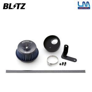 [BLITZ] ブリッツ サスパワー コアタイプLM ブルー エアクリーナー コペンセロ LA400K 15/06〜 KF(Turbo) ターボ専用|auto-craft