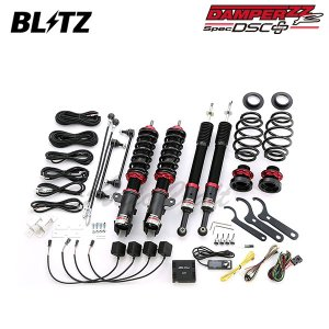 BLITZ ブリッツ 車高調 DAMPER ZZ-R DSCプラス 98798 アクア NHP10 11/12〜17/06 1NZ-FXE|auto-craft