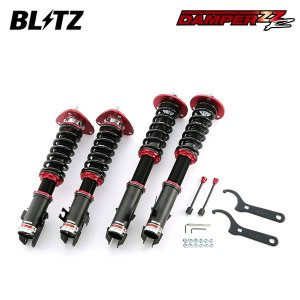 BLITZ ブリッツ 車高調 DAMPER ZZ-R 92454 インプレッサ GC8 92/11〜00/08 EJ20(Turbo)|auto-craft
