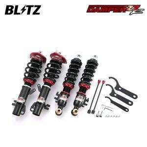 BLITZ ブリッツ 車高調 DAMPER ZZ-R 92447 BMW ミニ クーパー クーペ (R58) CBA-SX16 DBA-SX16 11/09〜 N16B16A|auto-craft