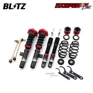 BLITZ ブリッツ 車高調 DAMPER ZZ-R 92485 フォルクスワーゲン ゴルフ 6 TSI ハイライン ABA-1KCAV DBA-1KCAV 09/04〜 CAV|auto-craft