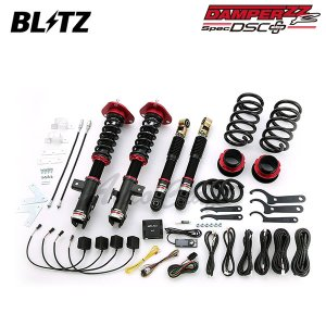BLITZ ブリッツ 車高調 DAMPER ZZ-R DSCプラス 98347 アルファードハイブリッド AYH30W 18/01〜 2AR-FXE 4WD|auto-craft
