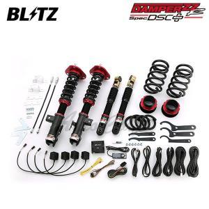BLITZ ブリッツ 車高調 DAMPER ZZ-R DSCプラス 98347 ヴェルファイア GGH35W 18/01〜 2GR-FKS 4WD|auto-craft