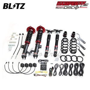 BLITZ ブリッツ 車高調 DAMPER ZZ-R DSCプラス 98518 カムリ AXVH70 18/08〜 A25A-FXS WSグレード専用|auto-craft