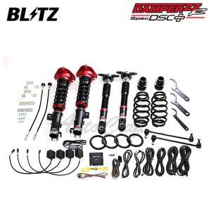 BLITZ ブリッツ 車高調 DAMPER ZZ-R DSCプラス 98512 カローラスポーツ ZWE211H 18/06〜 2ZR-FXE 2WD|auto-craft