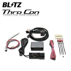 [BLITZ] ブリッツ スロコン ジムニー JB64W 18/07〜 R06A(Turbo)|auto-craft