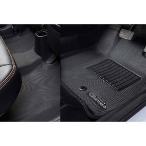 [Clazzio] クラッツィオ 立体マット ラバータイプ ジムニー 1台分セット JB64W H30/7〜 4人乗 [MT車] ※代引不可|auto-craft