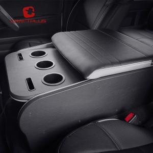 [CRAFTPLUS] クラフトプラス 200系ハイエース用センターコンソールボックス 【 HIACE [200系] ワイドボディ 】【代引不可】|auto-craft