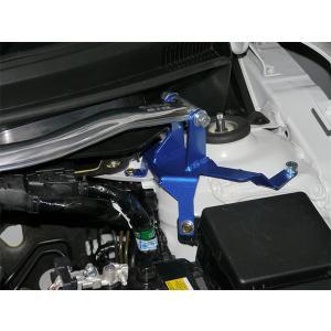 [CUSCO] クスコ ストラットバー Type OS フロント スイフトスポーツ ZC33S 2017年09月〜 K14C 1400 FF MT/6AT|auto-craft|04