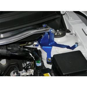 [CUSCO] クスコ ストラットバー Type OS フロント スイフトスポーツ ZC33S 2017年09月〜 K14C 1400 FF MT/6AT|auto-craft|05