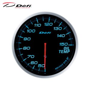 Defi デフィ Defi-Link Meter ADVANCE BF Φ60 油温計 50℃〜150℃ ブルー