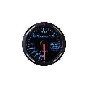 Defi Racer Gauge デフィ ブルーレーサーゲージ ターボ計/ブースト計 52φ 青|auto-craft