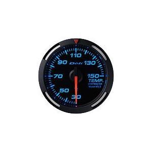 Defi Racer Gauge デフィ ブルーレーサーゲージ 温度計(水温計/油温計) 52φ 青|auto-craft