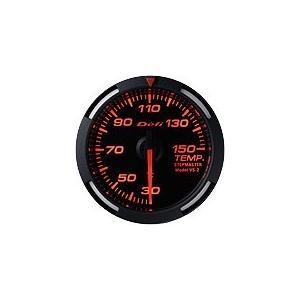 Defi Racer Gauge デフィ レッドレーサーゲージ 温度計(水温計/油温計) 52φ 赤|auto-craft