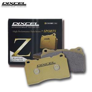 DIXCEL パッド Zタイプ フロント ハイエース / レジアスエース バン KDH200系 04/08〜|auto-craft