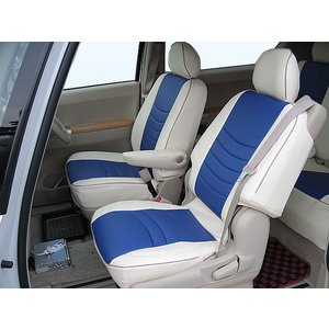 Dotty コックス シートカバー ハイエース 200系 H16/08〜H24/4 [DXミドルルー]|auto-craft