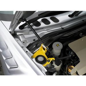 [D-SPORT]  フロントストラットタワーバー plus GTバージョン補修用ダンパー コペン L880K 02.06〜12.08 沖縄・離島は要確認|auto-craft