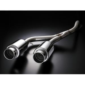 [D-SPORT] Dスポーツ スポーツマフラーType2 【 コペン [L880K] 】 沖縄・離島は要確認 ※代引不可 auto-craft