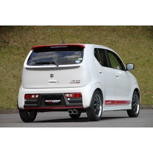 [FUJITSUBO] フジツボ マフラー オーソライズK アルトターボRS  DBA-HA36S  H27.03〜 R06A 2WD|auto-craft