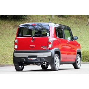 [FUJITSUBO] フジツボ マフラー オーソライズK ハスラー  DBA-MR31S  H26.01〜 R06A ターボ 2WD|auto-craft