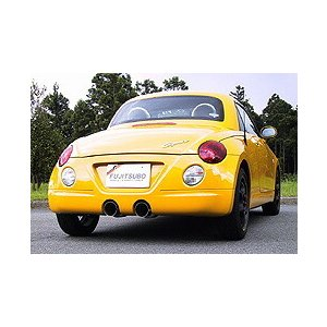 [FUJITSUBO] フジツボ マフラー オーソライズK コペン  LA,ABA-L880K  H14.06〜H24.09 JB-DET auto-craft