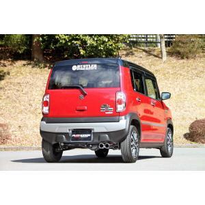 [FUJITSUBO] フジツボ マフラー オーソライズK ハスラー  DBA-MR31S  H26.01〜 R06A ターボ 4WD|auto-craft