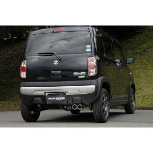 [FUJITSUBO] フジツボ マフラー オーソライズK ハスラー  DBA-MR31S  H26.01〜H27.12 R06A NA 4WD|auto-craft