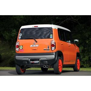 [FUJITSUBO] フジツボ マフラー オーソライズK ハスラー  DBA-MR31S  H26.01〜H27.12 R06A NA 2WD|auto-craft