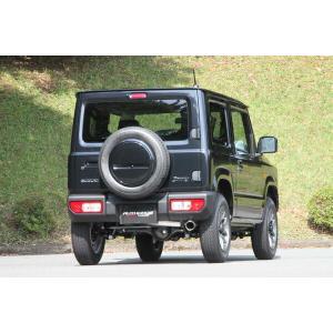[FUJITSUBO] フジツボ マフラー オーソライズRM ジムニー  3BA-JB64W  H30.07〜 R06A auto-craft