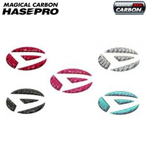 [hasepro] ハセプロ マジカルカーボンNEO ステアリングエンブレム コペン LA400K 2014/6〜|auto-craft