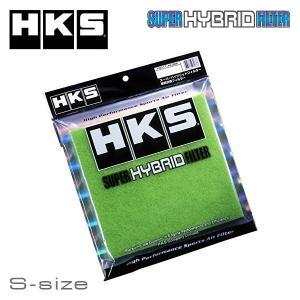[HKS] スーパーハイブリッドフィルター用交換フィルター Sサイズ|auto-craft