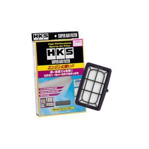 [HKS] スーパーハイブリッドフィルター S660 JW5 15/04〜 S07A(ターボ)|auto-craft