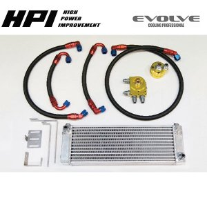 [HPI] サイドタンク式 高性能オイルクーラーキット (エレメント移動タイプ) 【 86 ハチロク [ZN6] FA20 (24/3〜) 】 ※北海道・沖縄・離島は送料別途|auto-craft