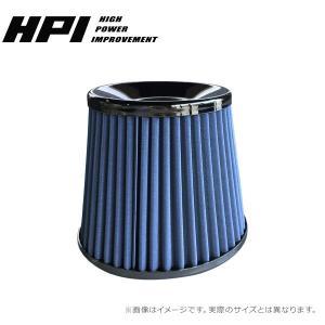 HPI メガマックスエアクリーナー スモールコア Z32エアフロ (コットン)|auto-craft