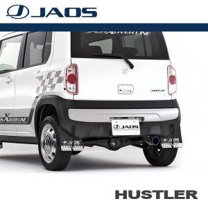 [JAOS] ジャオス BATTLEZ マフラー ZS Ti Sエネチャージ 15+ ハスラー 15.05〜 DAA-MR41S ※送料注意|auto-craft