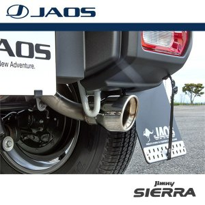 [JAOS] ジャオス BATTLEZ マフラー ZS ジムニーシエラ 18/07〜 JB74W ※送料注意|auto-craft