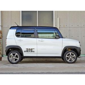 [JIC] リフトアップサス 1台分 Area35 【 ハスラー NA 2WD [MR31S] 】ARMR31 【代引不可】|auto-craft