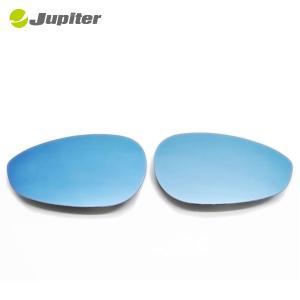 [Jupiter] ドアミラーブルーレンズ 【  アバルト 500 [ABA-312141] (09〜) 】|auto-craft