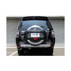 [柿本改] マフラー GT box 06&S 【 パジェロ [LDA-V98W] 4M41(T) (10/9〜) 4WD 】 北海道・沖縄・離島は要確認 ※個人宅配送不可 ※代引不可 auto-craft