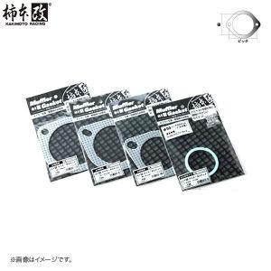 柿本改 2穴タイプ ガスケット 60092長穴 GK060215|auto-craft