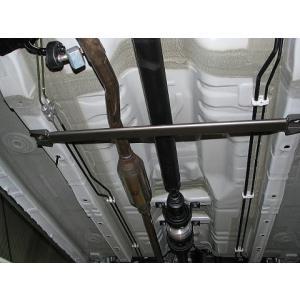 [カワイ製作所] センターモノコックバー(リジット)【 ハスラー [MR41S] ('15/05〜) エネチャージ車 】|auto-craft