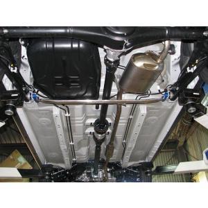 カワイ製作所 モノコックバー リア【 ハスラー [MR41S] ('15/05〜) エネチャージ車 】|auto-craft