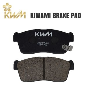 [KIWAMI] ブレーキパッド フロント用 コペン L880K 02/06〜05/09|auto-craft
