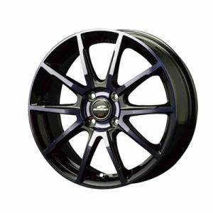 シュナイダー ≪DR-01 (ディーアールゼロワン) ダークブルー≫ 15×5.5J 4H PCD100 +45 4本購入で送料無料|auto-craft