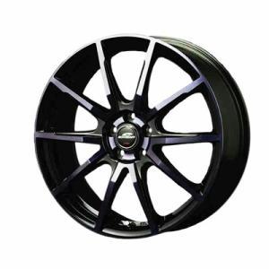 シュナイダー ≪DR-01 (ディーアールゼロワン) ダークブルー≫ 17×7.0J 5H PCD114.3 +48 4本購入で送料無料 auto-craft